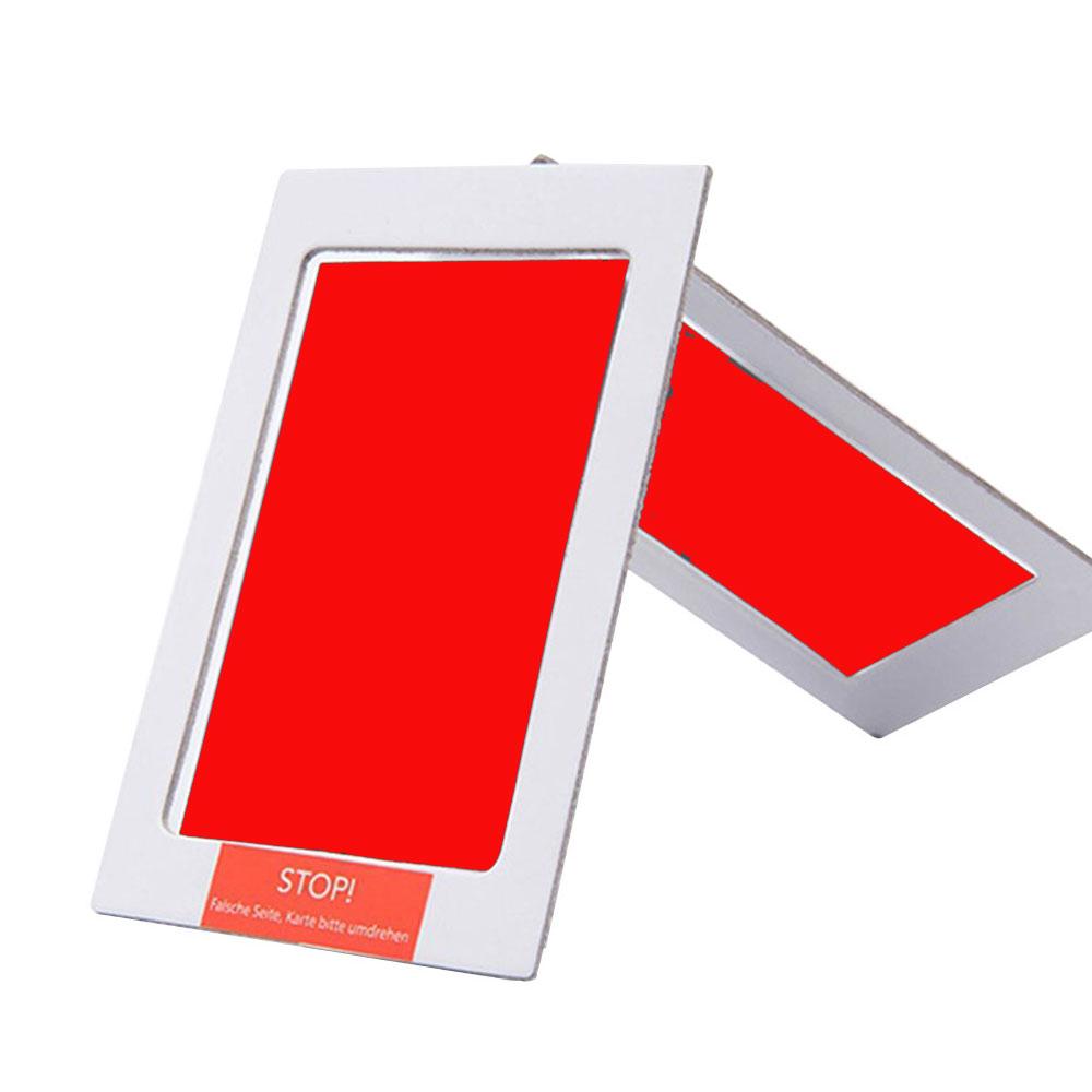3664-Newborn-Baby-Ink-Pad-Handprint-Footprint-Watermark-Kit-Gift-Black-Red-Blue