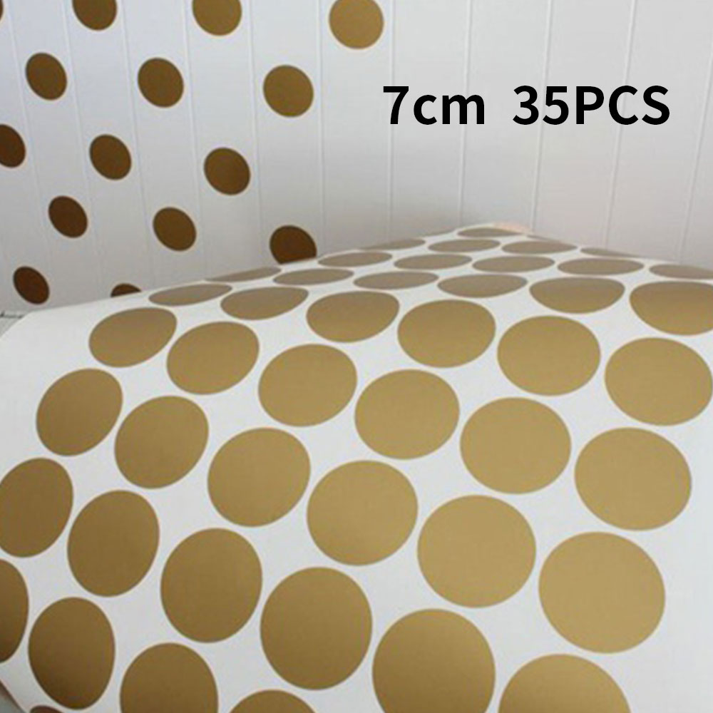 6EB7-Gold-Polka-Dots-Wall-Sticker-Baby-Nursery-Children-Decal-Bedroom-Decor