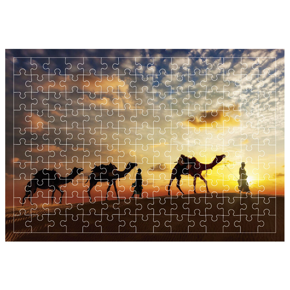 1D27-150Pcs-Mini-Famous-Spot-Scenery-Picture-Puzzles-Intellectual-Development