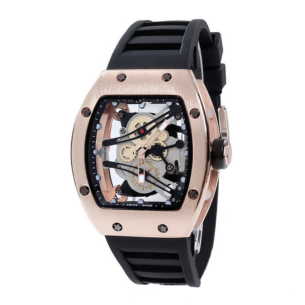 0732-Fashion-Men-Male-Watch-Wristwatch-Quartz-Watches-Casual-Gold-Silver-Black