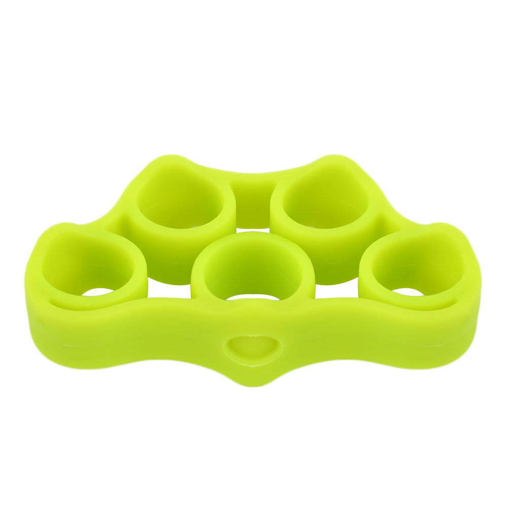 CEF3-Hand-Exerciser-Strength-Exercise-Finger-Stretcher-Power-Trainer-Silicone