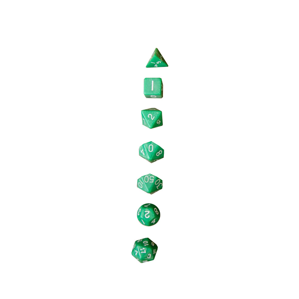 2A78-7Pcs-Acrylic-Dice-Polyhedral-Dungeons-Dragons-Gaming-Fashion-Toy-Party