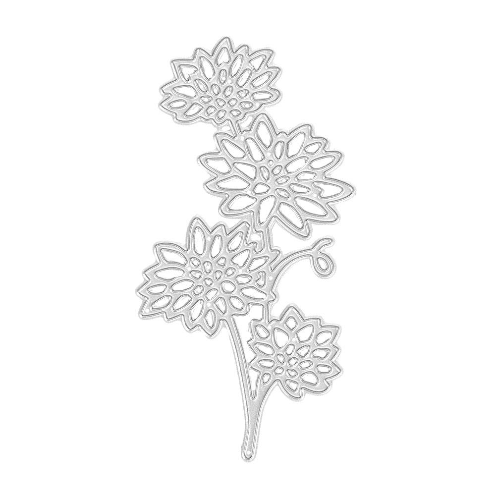 95EF-Embossing-Stencil-DIY-Flower-Cutting-Dies-Scrapbooking-Wedding-Tool-Manual