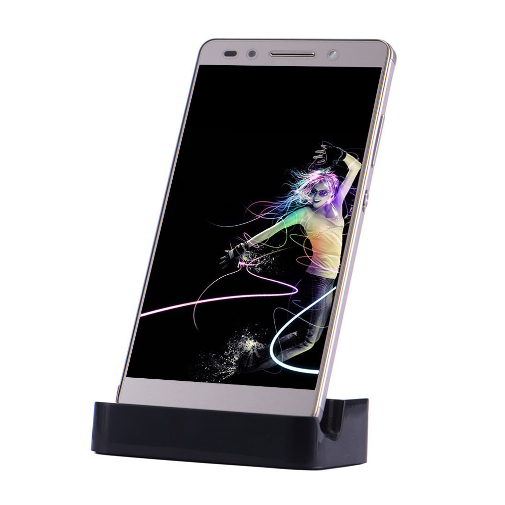 6D18-Micro-USB-Interface-Universal-Charging-Charger-Base-Cradle-For-Smartphone