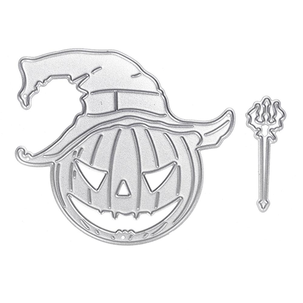 55A7-Metal-Halloween-Embossing-Stencil-Skull-Bat-Spider-Cutting-Dies-Decor-Tool