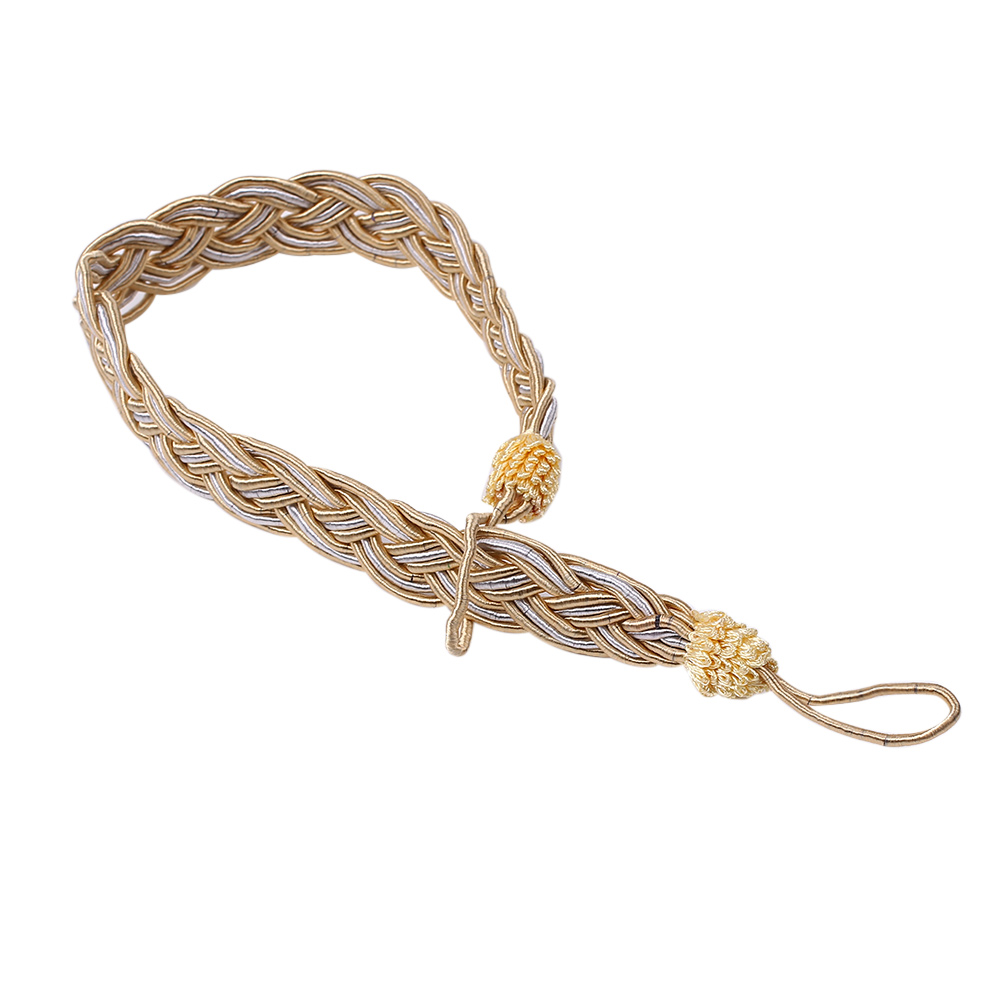 9D06-Braided-Satin-Rope-Curtain-Tie-Back-Living-Room-Home-Holdbacks-Hold-Back