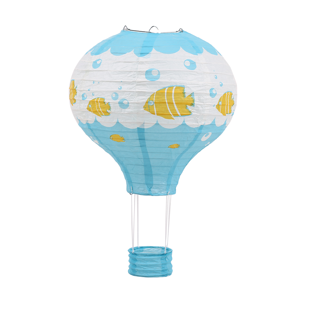 351E-12-039-039-Hot-Air-Balloon-Lantern-Ceiling-Light-Home-Room-Christmas-Party-Decor
