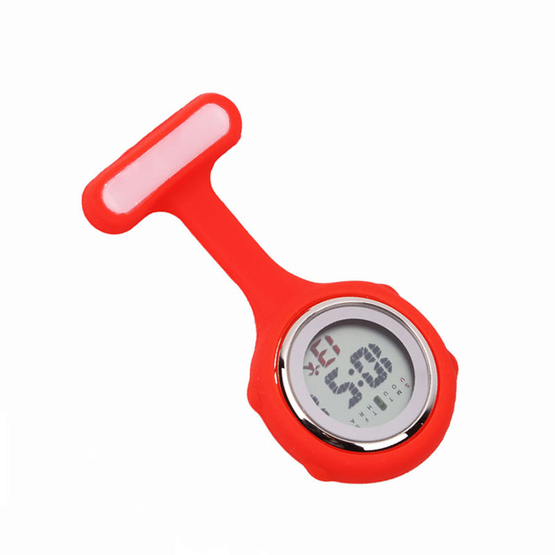 B53E-Coloful-Multi-function-Digital-Silicone-Nurse-Watch-Fob-Pocket-Watch-Gift