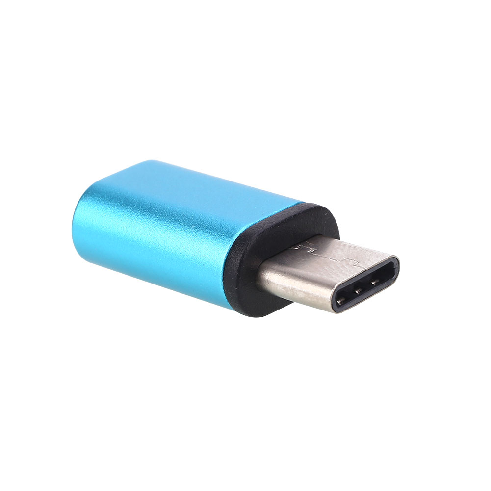 150C-Aluminum-Alloy-USB-C-Type-C-to-Micro-USB-Plug-Charger-Charging-Adapter