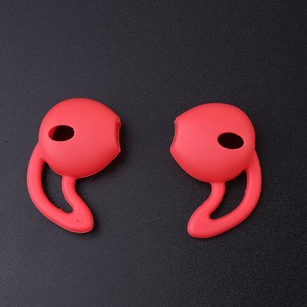 32D5-1Pcs-Soft-Silicone-In-Ear-Headset-Eartips-Earbuds-Cover-Case-with-Hook