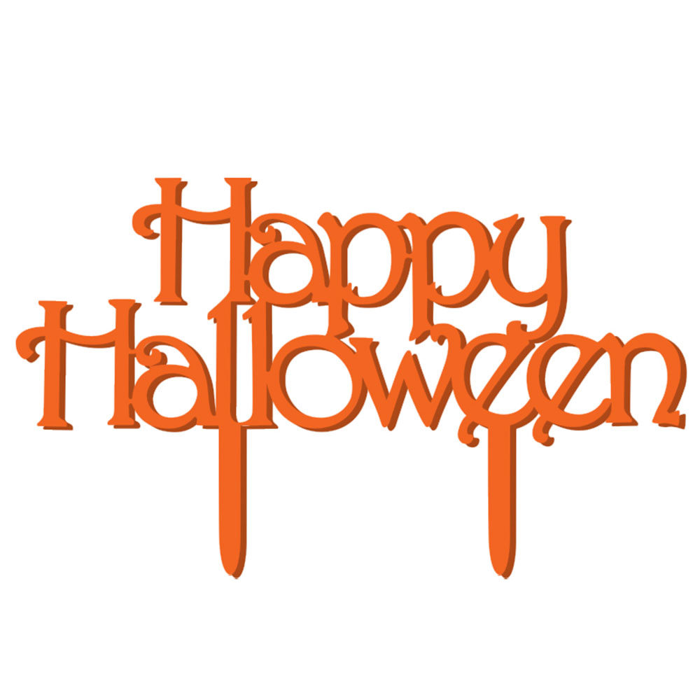 9341-Happy-Halloween-Letter-Pumpkin-Acrylic-Scary-Cake-Toppers-Wedding-Gift