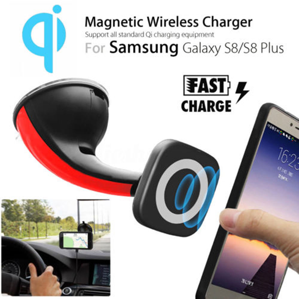 7960-Qi-Wireless-Quick-Fast-Car-Chargers-Magnetic-Holder-For-Samsung-iPhone