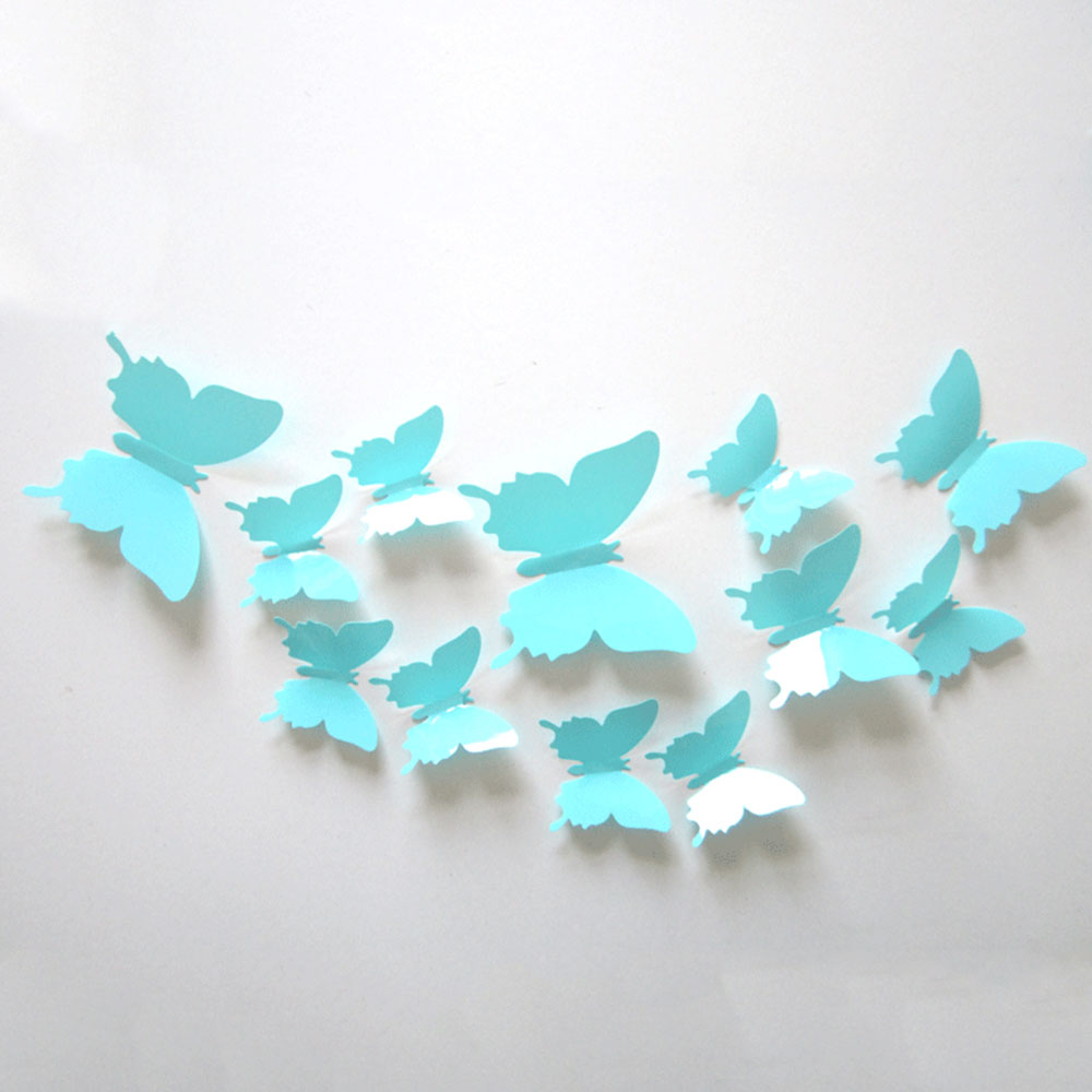4756-Fashion-12Pcs-3D-Butterfly-Wall-Sticker-Removable-Bedroom-Fridge-Decal