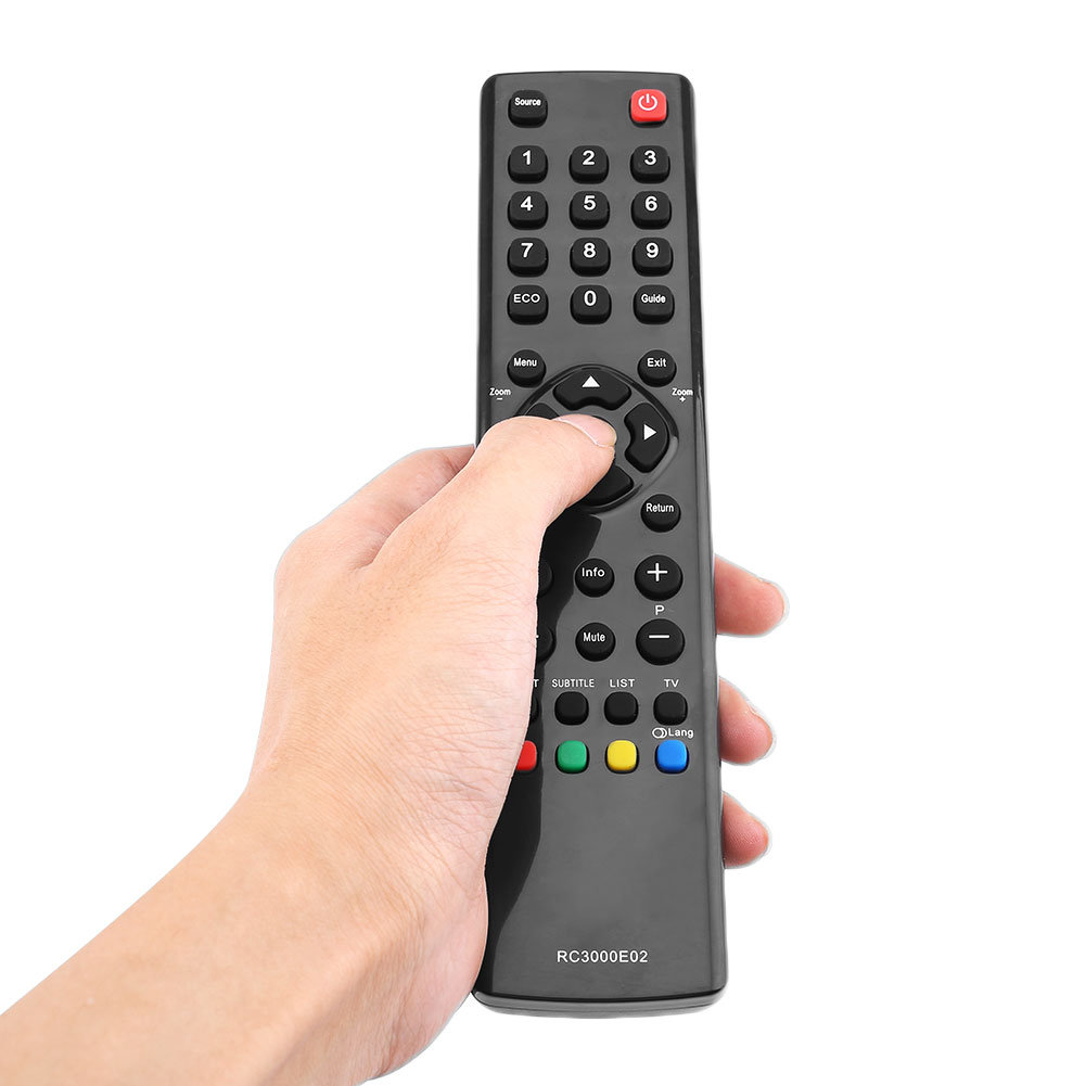 how to use letters on tv remote tcl