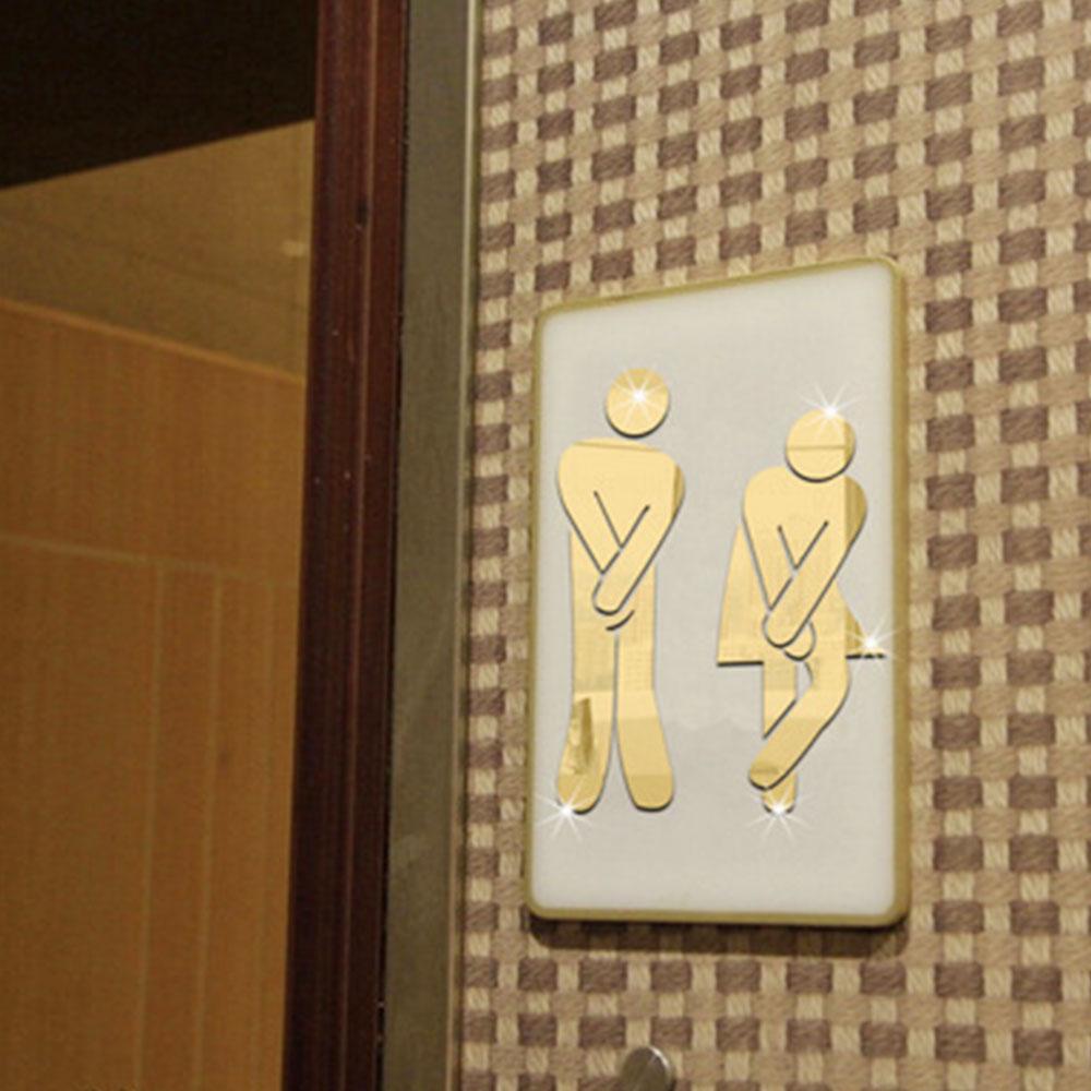 5C9C-Novelty-Toilet-Door-Entrance-Signs-Mirror-Wall-Stickers-Men-Women-Decal