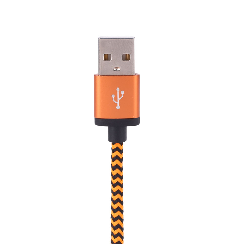 E1E1-USB-C-Type-C-3-1-to-A-Nylon-Braided-Fast-Quick-Charging-Data-Cable-Cord
