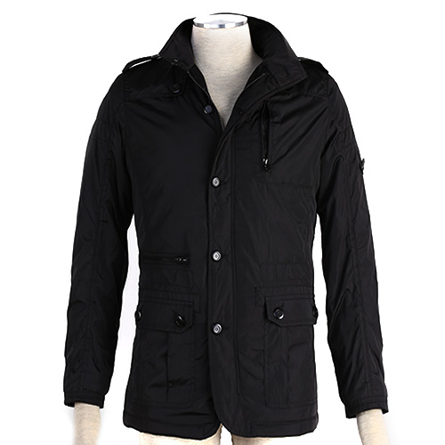 Hot Mens Jacket Cloth Coat Slim Clothes Winter Warm Overcoat Casual Outwear