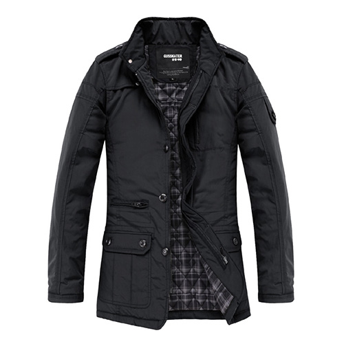 Hot-Mens-Jacket-Cloth-Coat-Slim-Clothes-Winter-Warm-Overcoat-Casual-Outwear