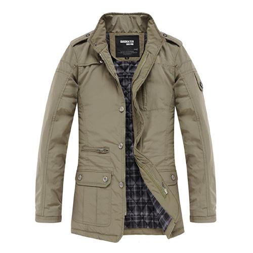 Hot-Mens-Jacket-Cloth-Coat-Slim-Clothes-Winter-Warm-Overcoat-Casual-Outwear