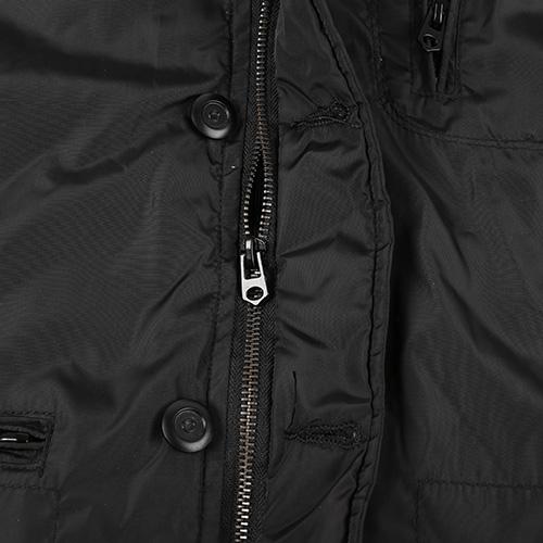 Hot Mens Jacket Cloth Coat Slim Clothes Winter Warm Overcoat Casual Outwear