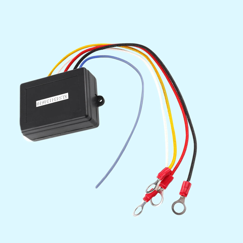 12-Volt-Wireless-Remote-Control-Kit-for-Truck-Jeep-ATV-Winch-keychain-remote-New