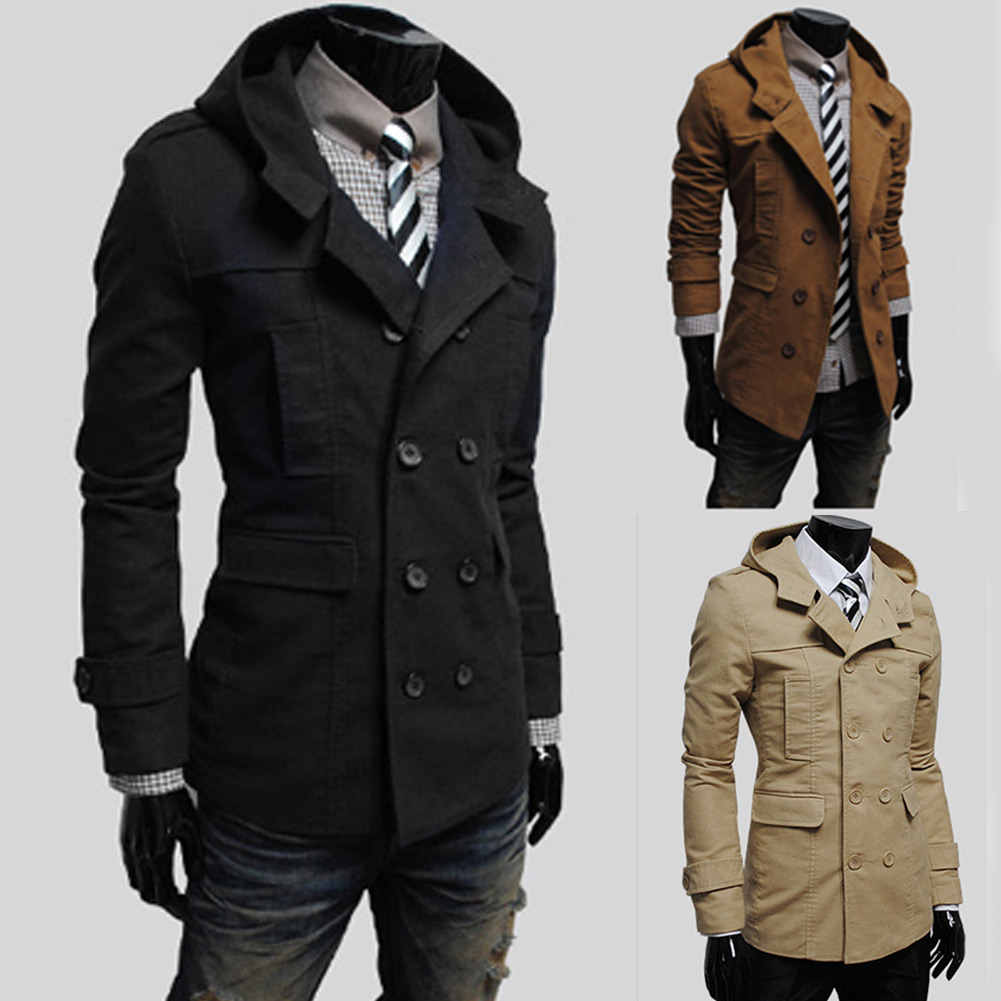 Stylish overcoat