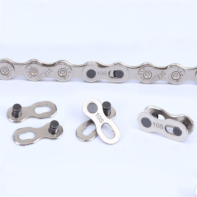 113F-Reuseable-Bicycle-Road-Bike-Chain-Connector-Link-Joint-Speed-Silver-NEW