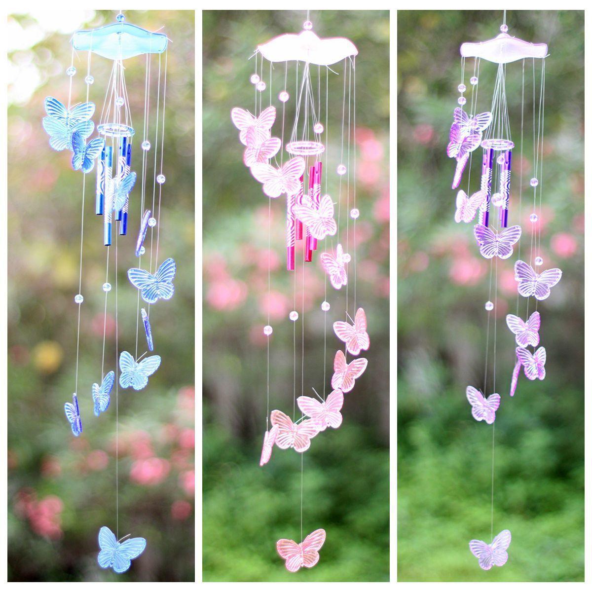 Garden Wind Chimes Ornaments - Garden Designs