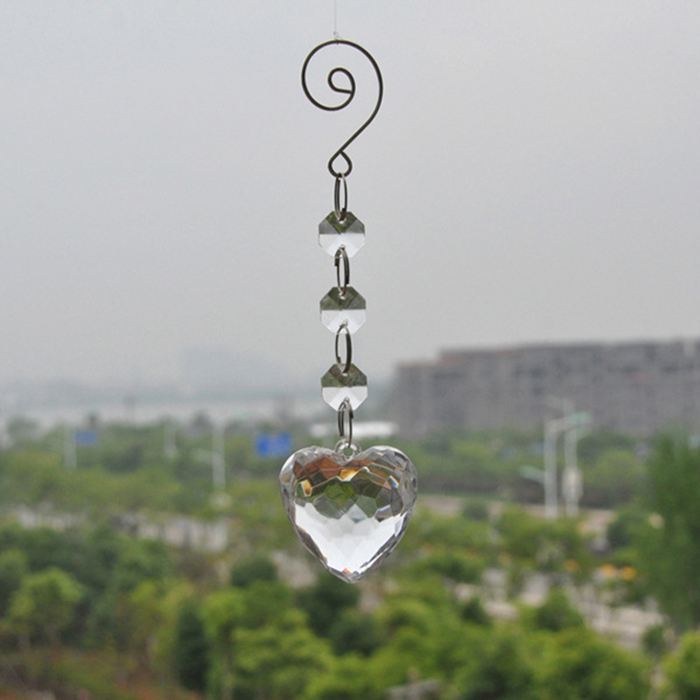 F4DA-Hanging-Acrylic-Crystal-Drop-Bead-Wedding-Decor-Christmas-Ornaments-16mm