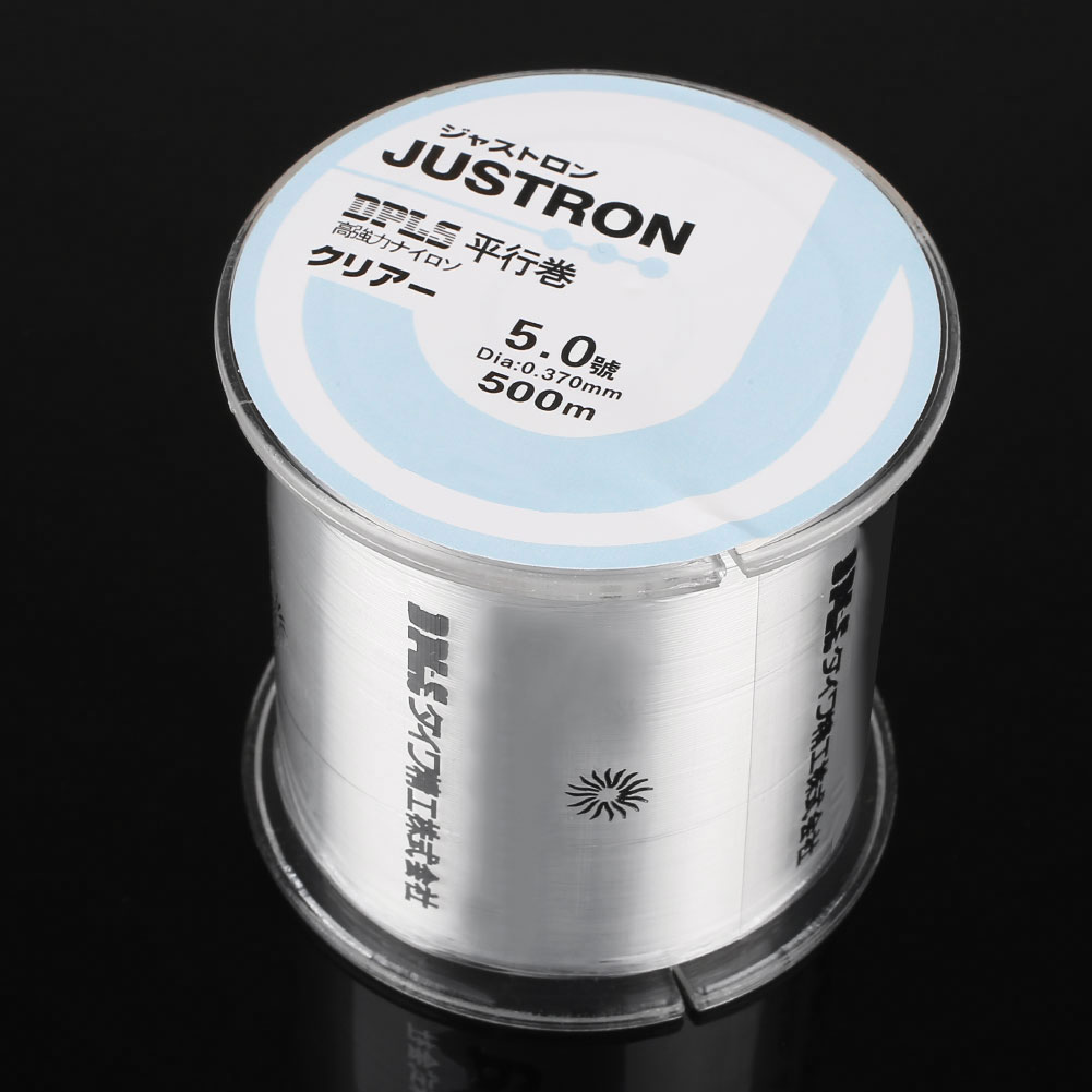 ... Japan Nylon Monofilament Fishing Line White Source Description Features Professional and commercial fishing quality strong