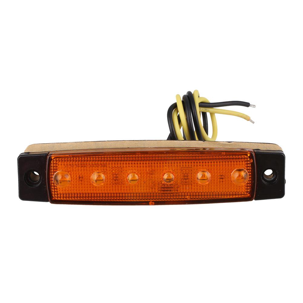 A110-6-LED-Car-Truck-Van-Trailer-Side-Marker-Light-Clearly-Indicator-Lamp-24V
