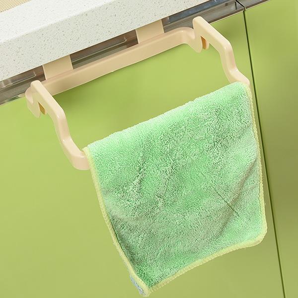 Garbage-Bags-Storage-Rack-Trash-Bag-Holder-Dish-Cloth-Hanger-Frame-Holder-A3F8