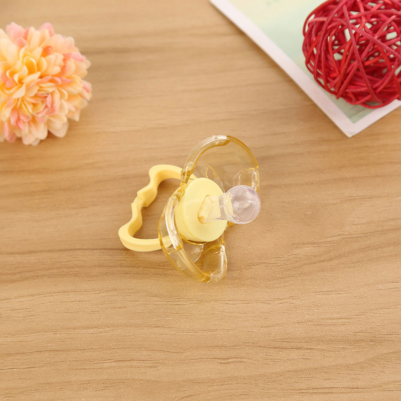 5CF8-Baby-Infant-Automatic-Closing-Pacifier-Sleep-Calm-Mouth-Teether-Nipple