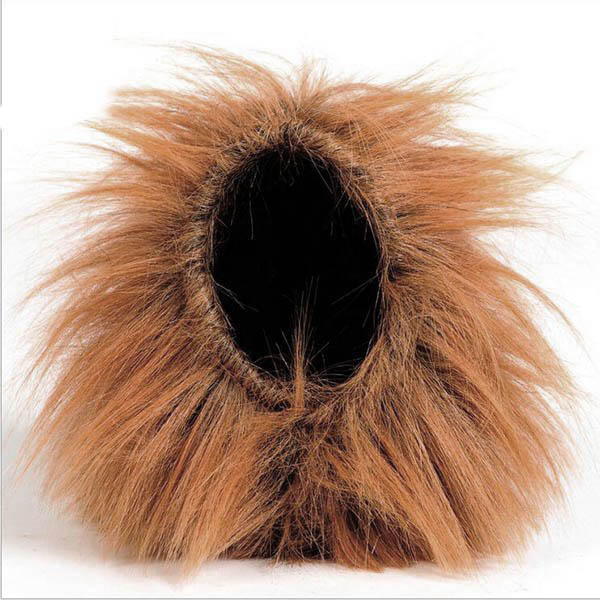 BF31-New-Pet-Dog-Cute-Lion-Mane-Wig-Halloween-Party-Clothes-Fancy-Dress-up