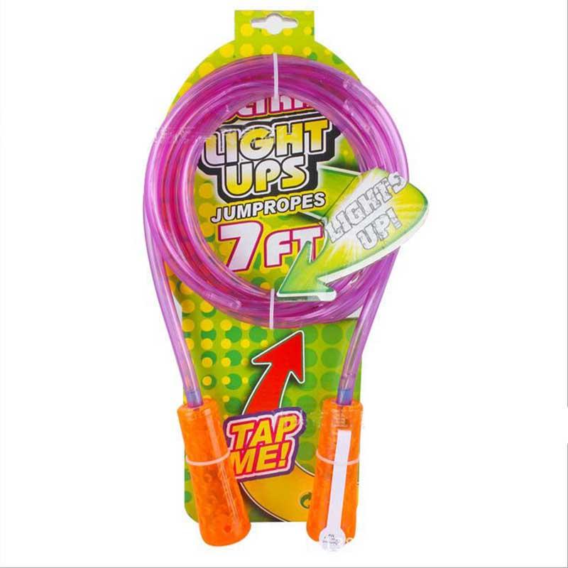 6E36-Led-Shine-Boxing-Excercise-Fitness-Skipping-Jump-Ropes-Adjustable-Kids-Toy