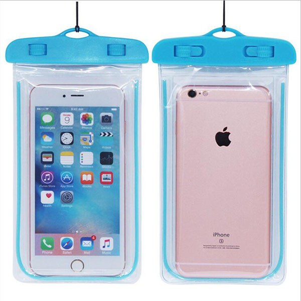 291B-Fluorescence-Waterproof-Pouch-Bag-Case-Cover-For-IPhone-Cell-Protection