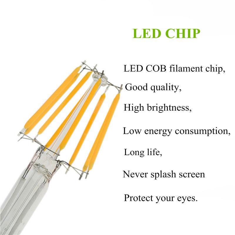 B0AE-Mabor-E27-ST64-8W-LED-Bulb-Edison-COB-Light-Dimmable-Gold-Yellow-110-220V