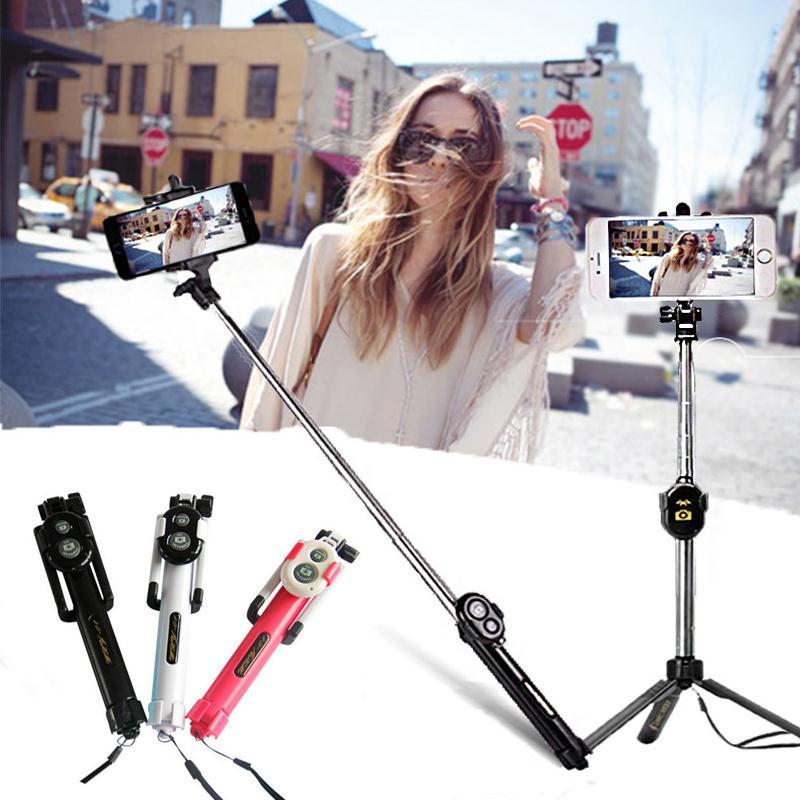 7225-6732BE4-Selfie-Stick-Tripod-Controller-Shutter-for-Phone-Bluetooth