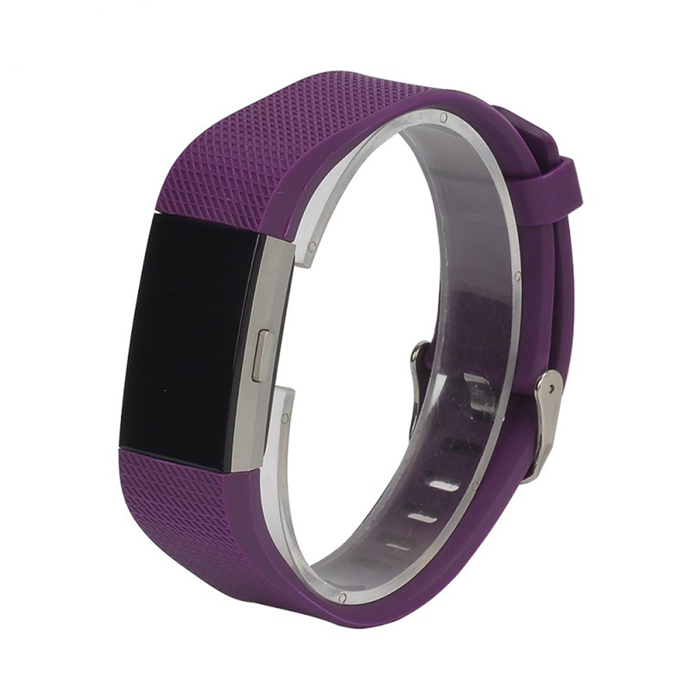 9DED-Replacement-For-Fitbit-Charge-2-Silicone-Watchband-Strap-Sport-Fitness