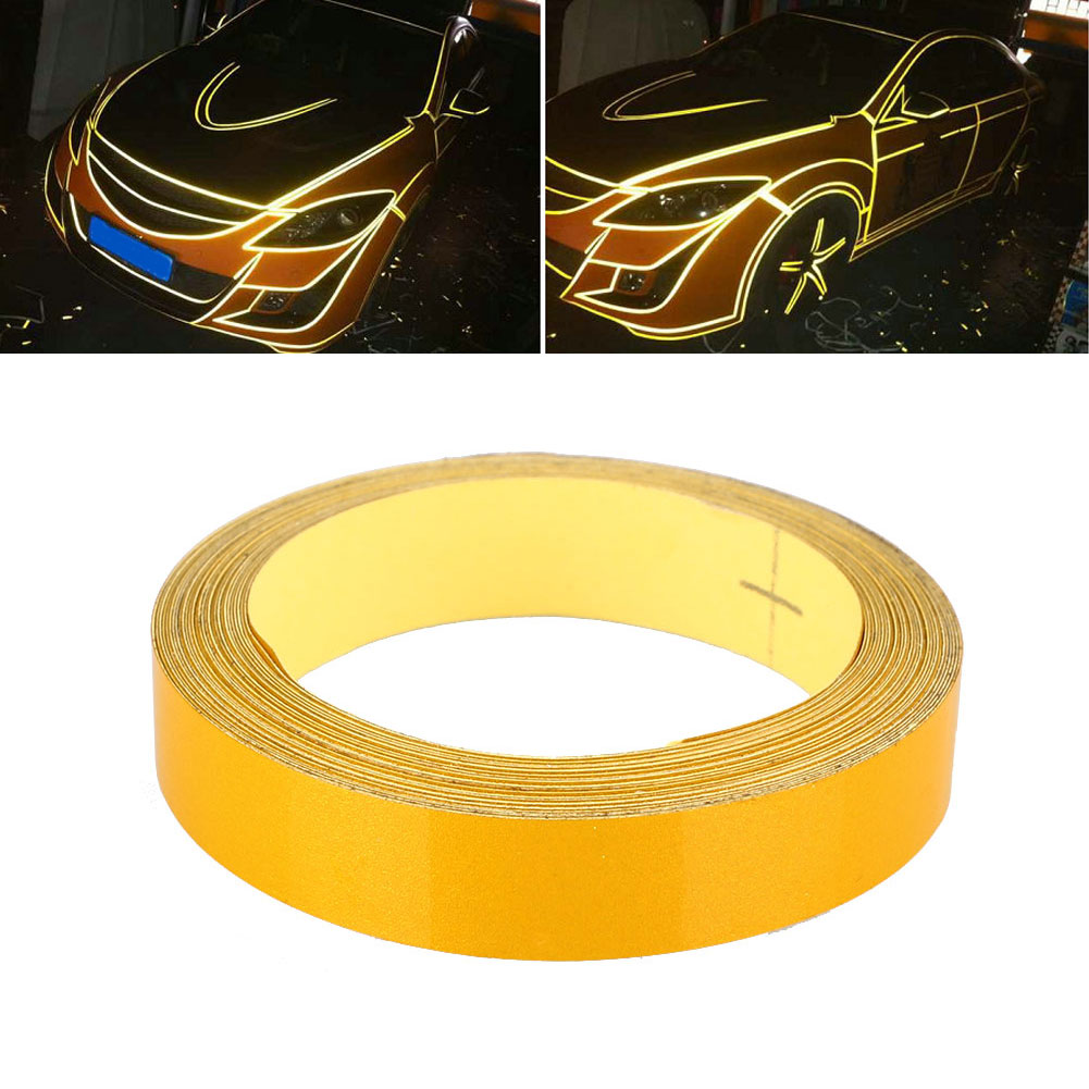 8F96-Car-Reflective-Strip-Safety-Warning-Conspicuity-Tape-Sticker-DIY-1CMx5M