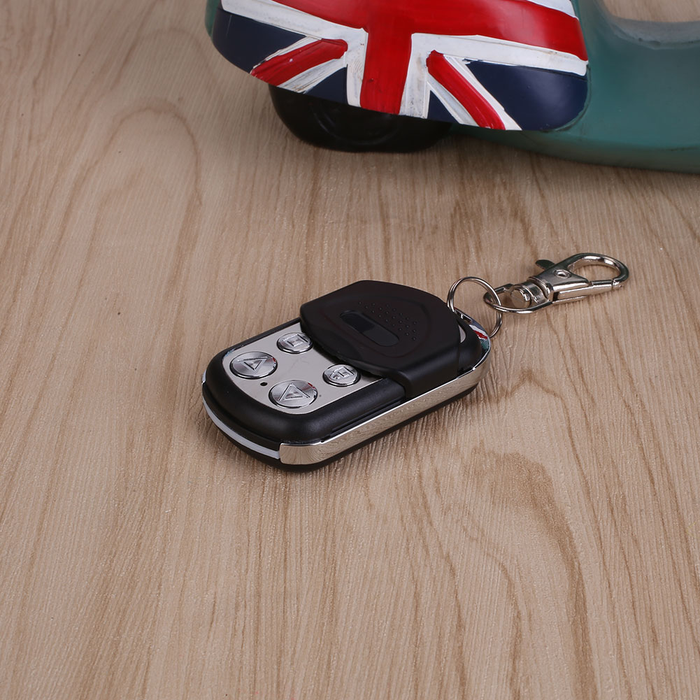 F466-Universal-433MHz-Cloning-Waterproof-Remote-Control-Electric-Gate-Key-Fob