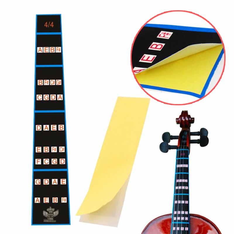 6700-2017-Violin-Fiddle-Position-Marker-Tape-Fingerboard-Chart-Finger-Marker