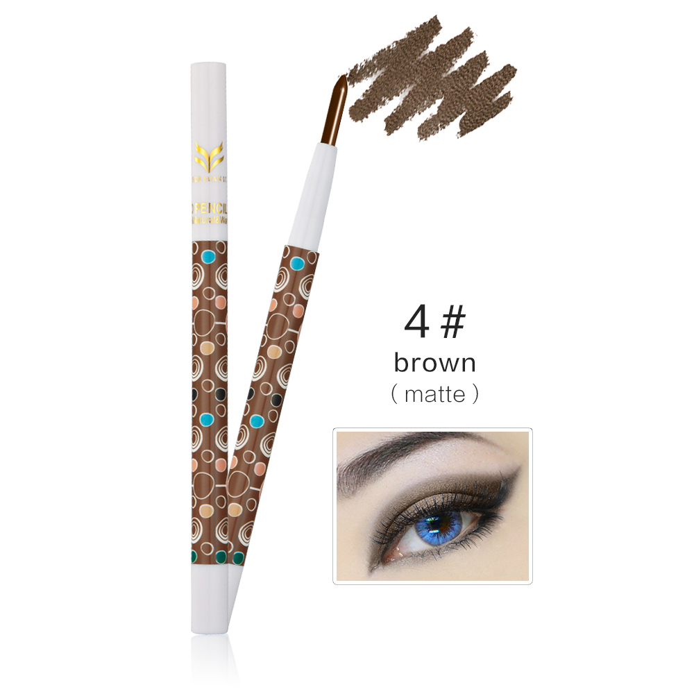 BAF7-Pearl-Matte-Rotated-Eyeliner-Eye-Shadow-Pen-Pencil-Beauty-Makeup-Cosmetic
