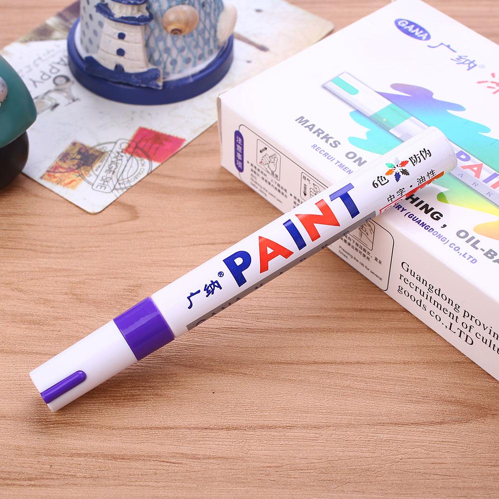 280F-Waterproof-Permanent-Paint-Marker-Repair-Pen-Tyre-Tire-Tread-ABS-Colorful