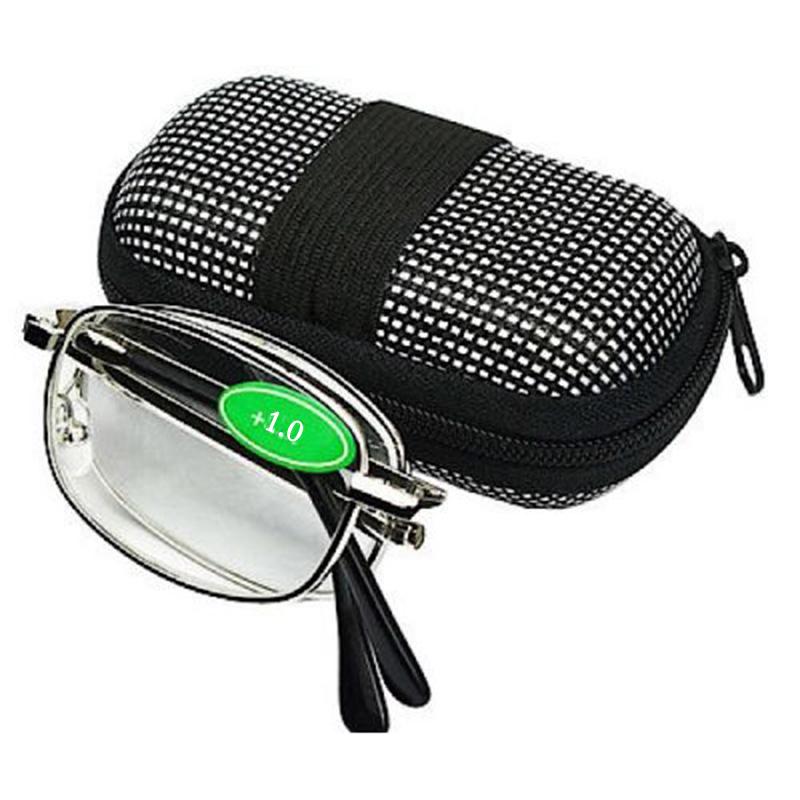 0CC1-Deluxe-Unisex-Folding-Reading-Glasses-Eyeglasses-Full-Frame-Ultra-Light