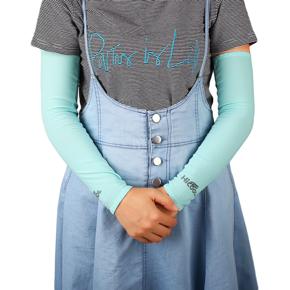 4574-1-Pair-Cooling-Arm-Sleeves-Cover-Anti-UV-Sun-Protection-Cycling-Outdoor