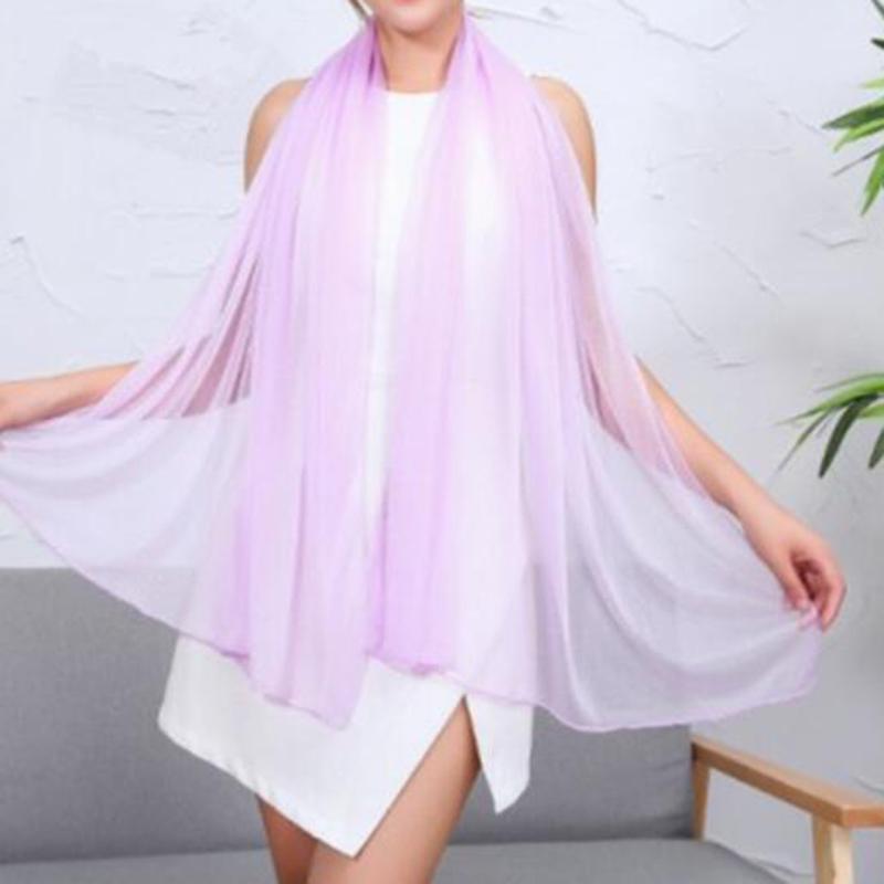 C0F9-Soft-Summer-Women-039-s-Lady-Girl-Solid-Shawl-Wrap-Scarves-Chiffon-Silk-Scarf