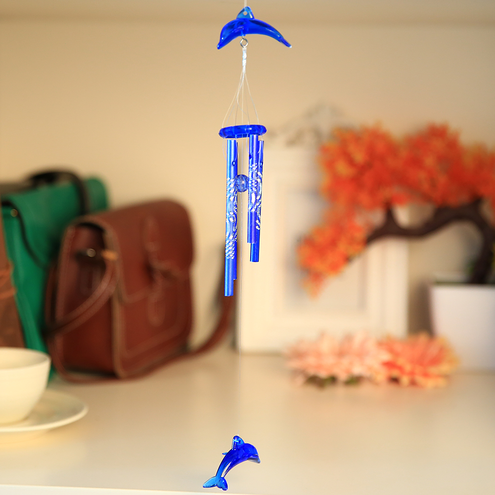 41E1-Hanging-Dolphin-Windbell-Wind-Chime-Home-Car-Office-Decoration-Pendants