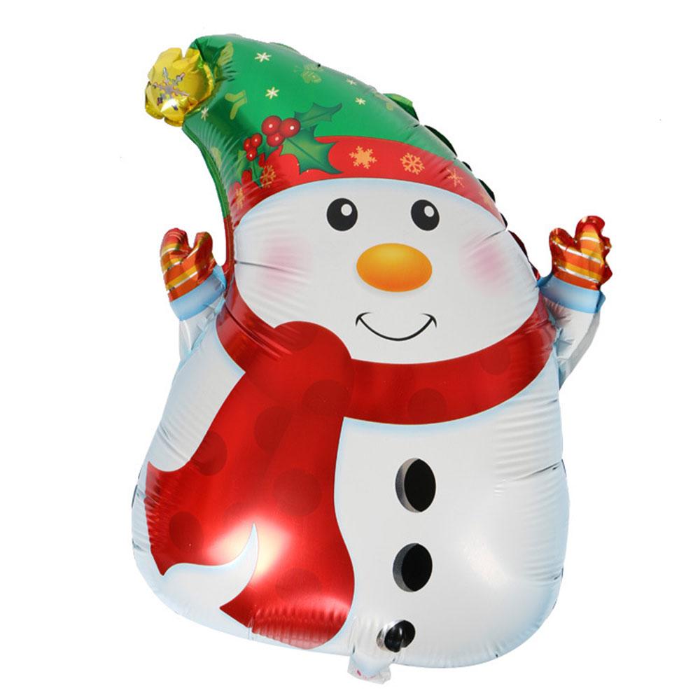 CDC3-Santa-Claus-Snowman-Aluminum-Balloon-Wedding-Christmas-Party-Home-Xmas