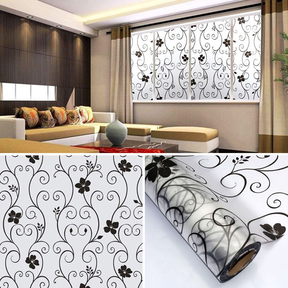 A15E-PVC-Frosted-Glass-Sticker-Window-Decal-Self-Adhesive-Bedroom-Decoration